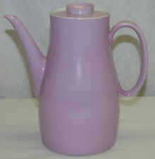 Old Pink Langenthal Suisse Swiss Switzerland Porcelain Coffee Pot for Mayhew NY