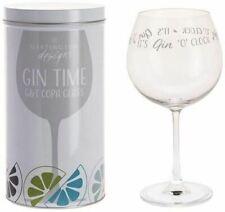 Dartington Crystal GP33621 Gin O Clock Copa Glass