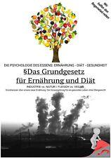 eBook Download, EPUB, MOBI, PDF. *Das Grundgesetz für Ernährung und Diät.