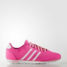 adidas Cloudfoam Groove UK Size 5 EUR 38 Women's Trainers Shoes Run Pink White