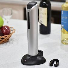 Electric Wine Opener Cordless Bottle Corkscrew Opener with Foil Cutter LED light