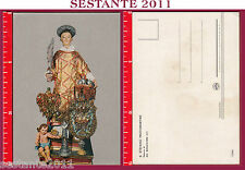 604 SANTINO HOLY CARD CARTOLINA S. SANTO STEFANO PROTOMARTIRE ACI BONACCORSI CT