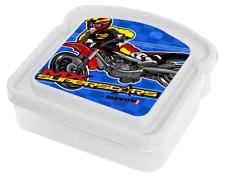 Smooth Industries MX Superstars Sandwich Container