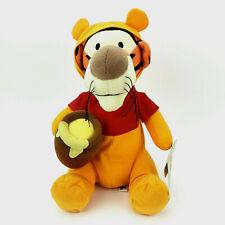Disney Halloween Tigger SEGA Plush Tigger Dressed as Winnie The Pooh Import 2000