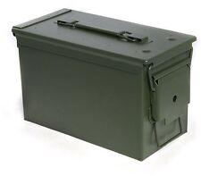 Caja de municiones de metal