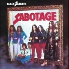 NEW SABOTAGE - BLACK SABBATH (Audio CD)