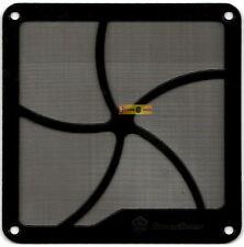 120mm Staub Filter für Lüfter Gitter Netzteil Server Magnethalterung SST-FF122