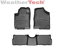 WeatherTech DigitalFit FloorLiner for Kia Soul - 2011-2013 - Black