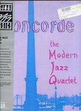 MODERN JAZZ QUARTET concorde US EX LP