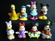 Yujin Disney Mickey Mouse Gashapon Figure Set of 8