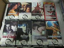 9 FILM VHS ORIGINALI