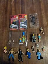 Action figure lot mixed