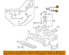 GM OEM Fuel Tank Filler-Gas Cap 20915842