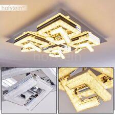 Design Flur Leuchte LED Decken Lampe Wohn Schlaf Zimmer Beleuchtung verstellbar