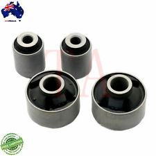 4-FRONT LOWER CONTROL ARM BUSHING FOR SUBARU LEGACY IMPREZA FORESTER XV 2005-17