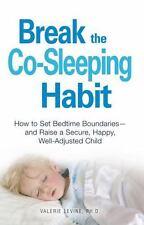 BREAK CO-SLEEPING HABIT: HOW TO SET BEDTIME BOUNDARIES parenting book