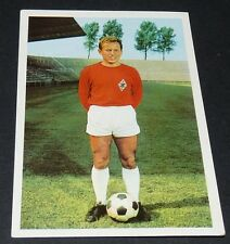 RASSMANNS BORUSSIA MÖNCHENGLADBACH FUSSBALL 1966 1967 FOOTBALL BUNDESLIGA PANINI