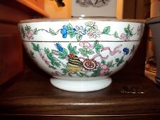 Gardner Factory Moscow Russian Handpainted Porcelain Bowl c.1860-