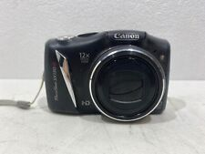 Canon PowerShot SX130 IS 12.1MP Digital Camera - with SD Card