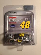 2004 #48 Jimmie Johnson Lowe's HMS 20th Anniversary 1/64 NASCAR Action Diecast