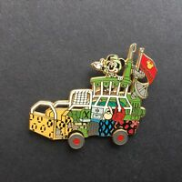 Animal Kingdom - Mickey's Jammin' Jungle Parade Mickey's Float - Disney Pin 7956
