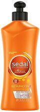 2 Pack - SEDAL Restauracion Instantanea Crema Para Peinar Hair Comb Cream