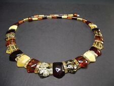 NATURAL BALTIC AMBER NECKLACE 50 CM!!!