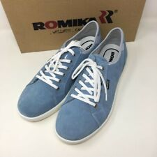 Romika Ladies Womens Suede Casual Lace Up Summer Trainers Shoes Size 6 7