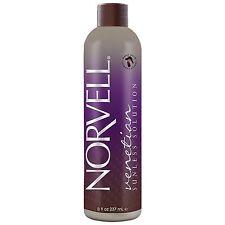 Norvell Venetian Premium Spray Tan Sunless Solution - 8oz Bottle for HVLP Guns