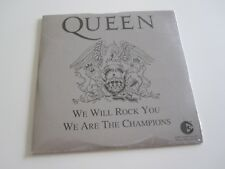 """QUEEN : We Will Rock You / We Are The Champions SEALED 2003 French 5"""" CD Single"""