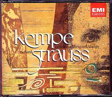 Rudolf M.: Strauss Violin Concerto Zoroastre domestica Joseph légende 3cd