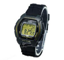 -Casio HDD600G-9A Digital Watch Brand New & 100% Authentic