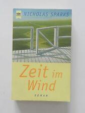 Nicholas Sparks Zeit im Wind Liebesroman Heyne Verlag
