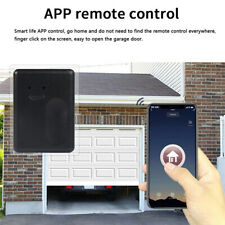 Smart APP WiFi Wireless Switch Car Garage Door Gate Opener Remote/Voice Control