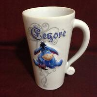 "The Disney Store ""Eeyore, Winnie the Pooh"" Large Coffee Mug"
