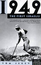 1949 : The First Israelis  (ExLib) by Tom Segev
