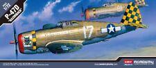 P-47D Thunderbolt 1:72 Plastic Model Kit ACADEMY