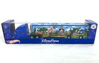 DISNEYLAND WALT DISNEY WORLD Hot Wheels Semi Trailer Truck 2011 NIB Boxed #A57