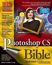 Bible: Photoshop CS Bible 78 by Deke McClelland (2004, Paperback)