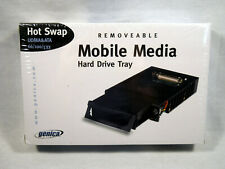 Genica GN-210 Hot Swap Removable Mobile Media Hard Drive Tray ATA 66/100/133