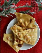 Gourmet Peanut Brittle 5 lbs homemade fresh to order and gift wrapped