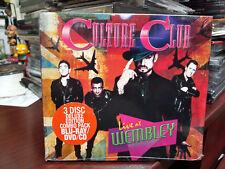 CULTURE CLUB Live at Wembley 2016 [Video] 3 Disc Cd/Dvd/Blu-ray Boy George