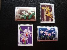 FORMOSE - timbre yvert et tellier n° 255 a 258  n* (A8) stamp (Z)