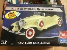AMT 38170 1932 Chrysler Roadster 1/25 Model Car Mountain FS