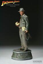 Statue INDIANA JONES AVEC DEFAUTS - Sideshow Statue 1/4 Premium Format Figure