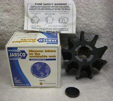 Genuine Jabsco Pump HD NITRILE IMPELLER 836-0003 Marine Boat Bilge Ind Sump
