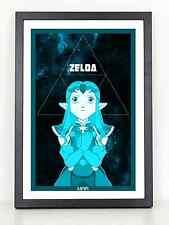 Legend of Zelda poster print