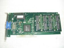 STB System Velocity 3D VIDPCI020AAWW PCI Video Graphics Card with Module