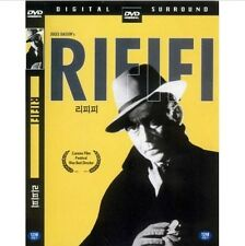 Rififi (1955) DVD (Sealed) ~ Jean Servais