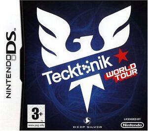 Tecktonik world tour - JEU Nintendo DS - NEUF